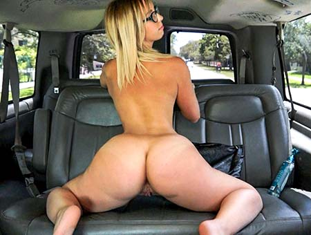 Bang Bus blonde Milf